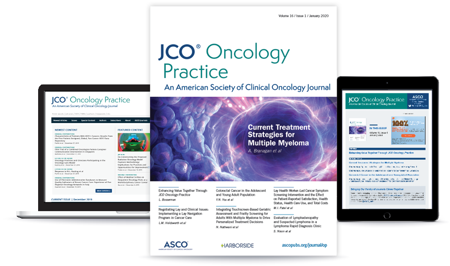 JCO Oncology Practice Product Image